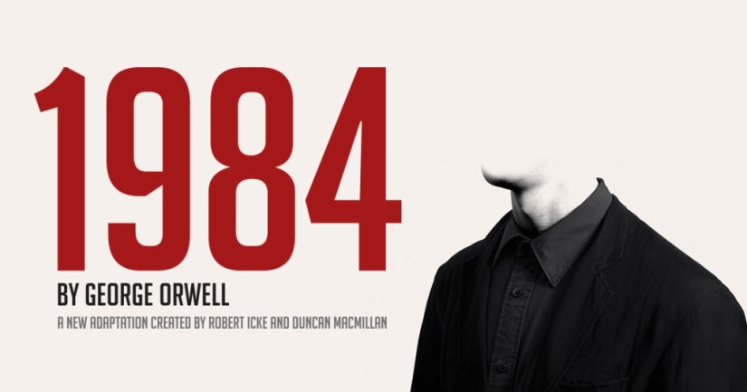 "The real world is a dystopia and ""1984"" is our relief"