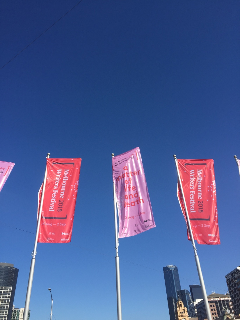 ME @ Melbourne Writers'Festival